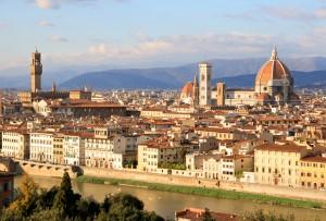 Florence Tour_piazzale_michelangelo